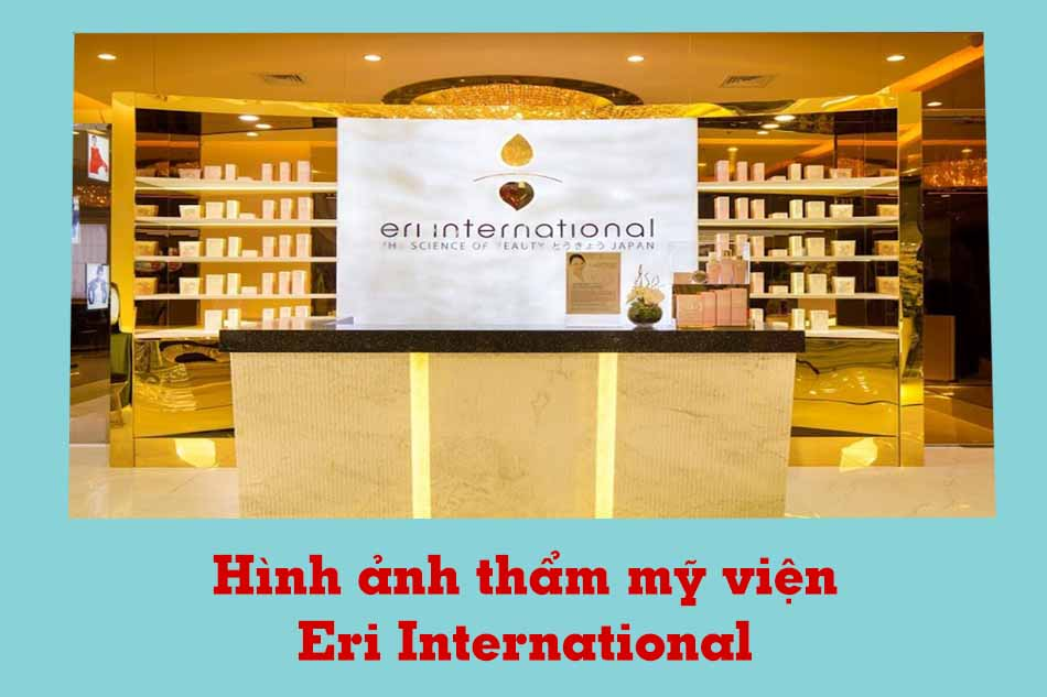 Hình ảnh thẩm mỹ viện Eri International