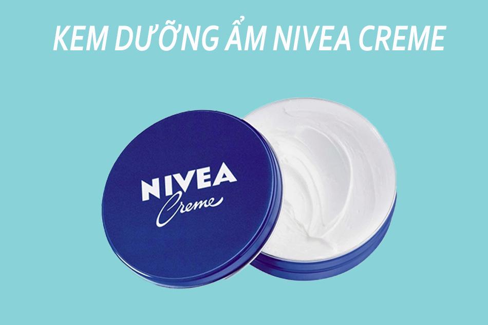 Kem dưỡng ẩm da Nivea Creme