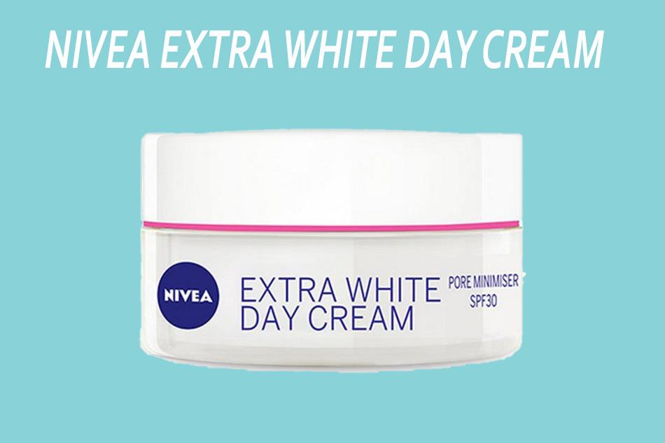 Kem dưỡng ẩm Nivea Extra White Day Cream