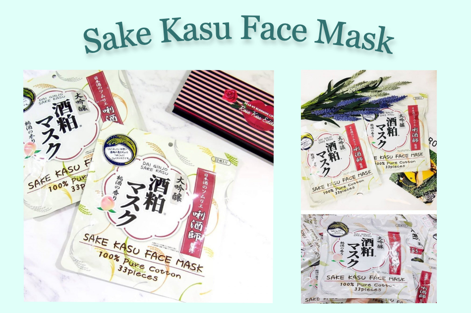 Mặt nạ Sake Kasu