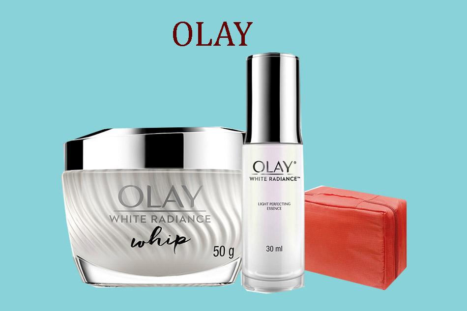 Thương hiệu mỹ phẩm Olay