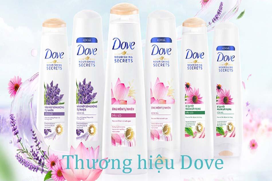 Thương hiệu mỹ phẩm Dove
