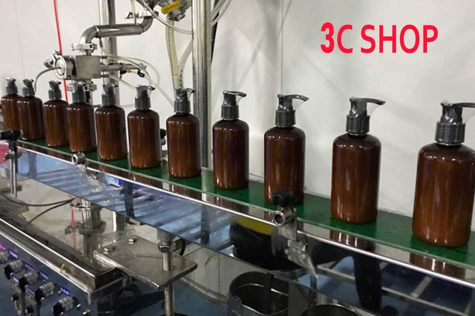 Nhà máy sản xuất gia công mỹ phẩm 3C - 3C SHOP