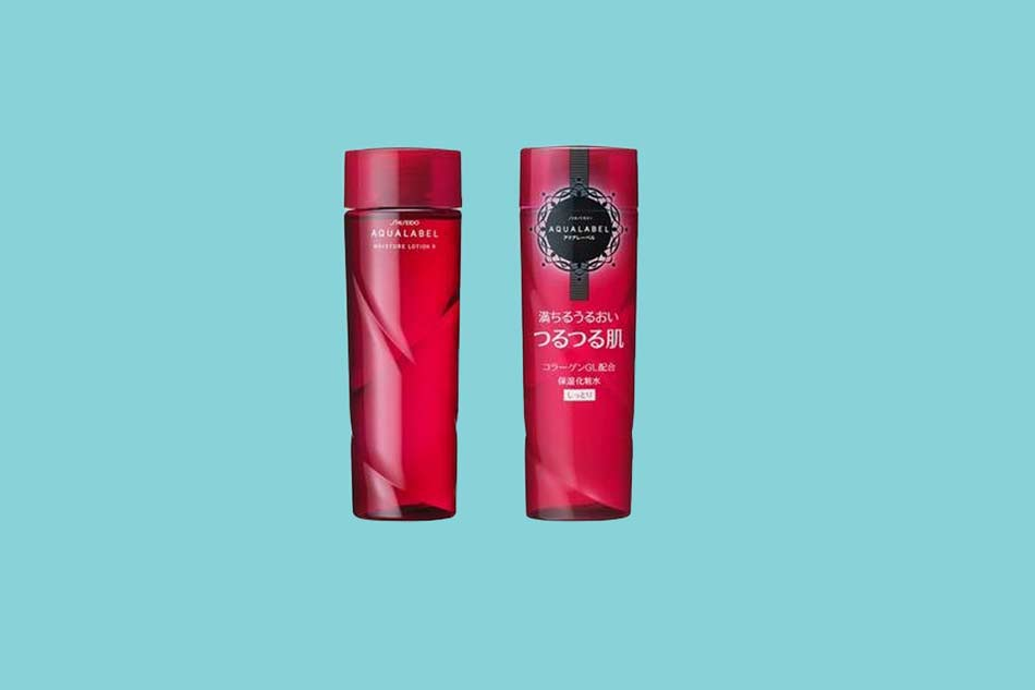 Nước hoa hồng cân bằng độ ẩm Shiseido Aqualabel Balance Care Lotion
