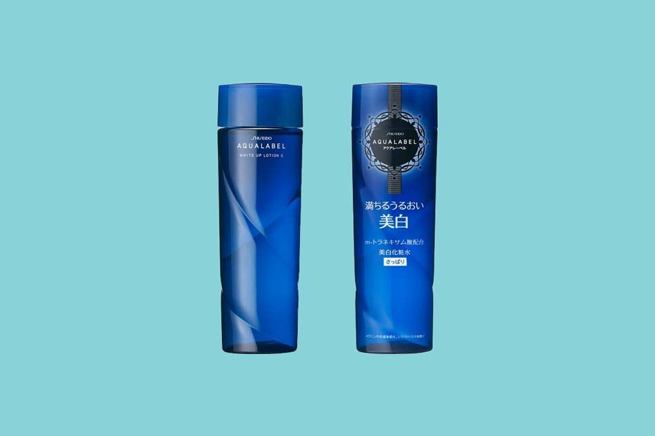 Nước hoa hồng dưỡng trắng Shiseido Aqualabel White Up