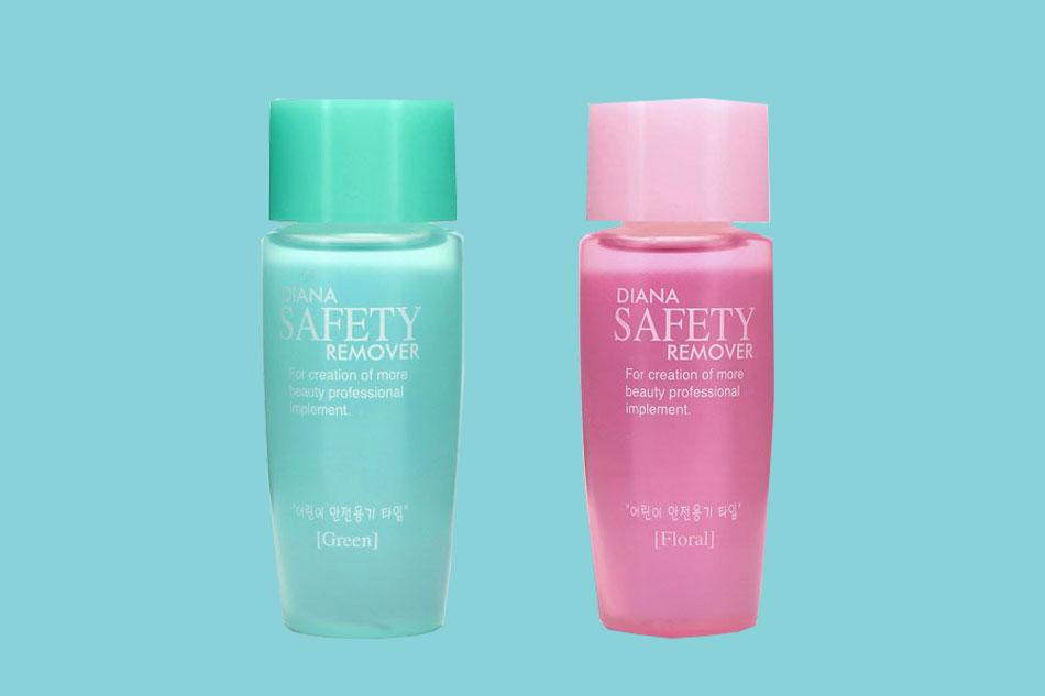 Nước rửa móng tay Diana Safety Remover