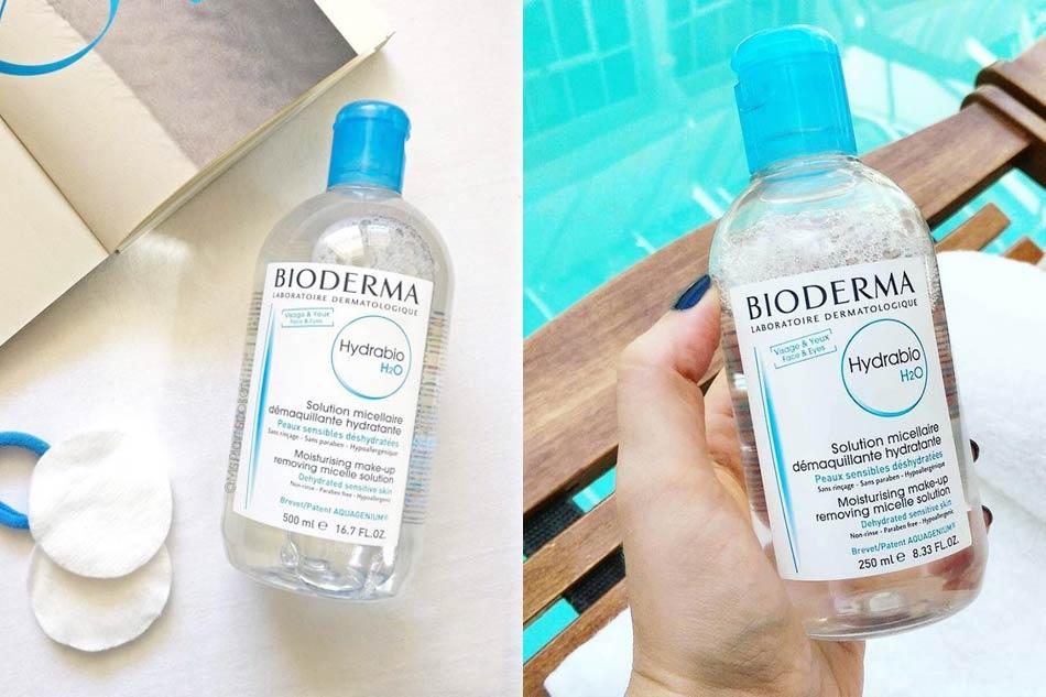Nước tẩy trang Bioderma Hydrabio H2O cho da nhạy cảm thiếu nước
