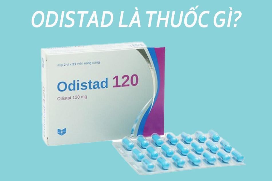 Odistad là thuốc gì?