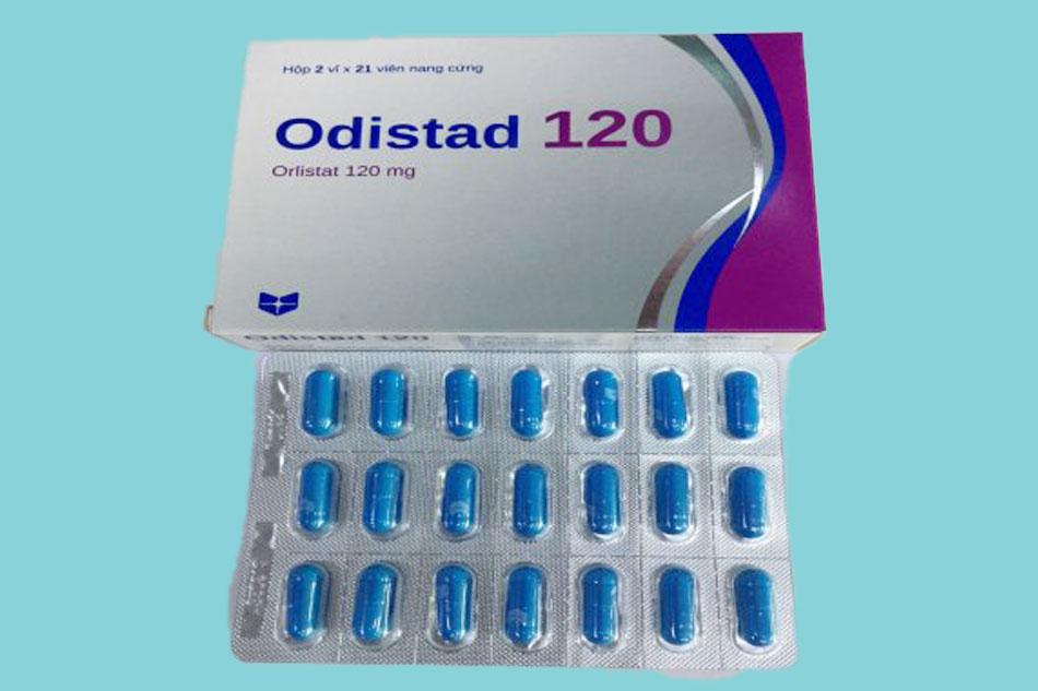 Review thuốc Odistad 120mg hộp 42 viên