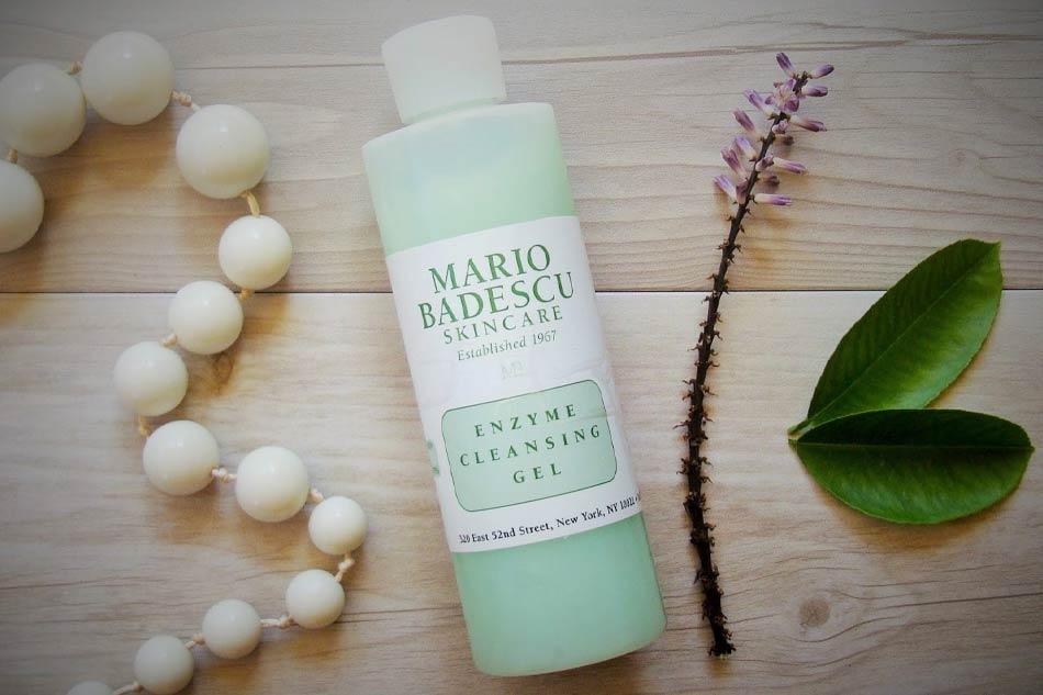 Sữa rửa mặt Mario Badescu Acne Facial Cleanser cho da khô