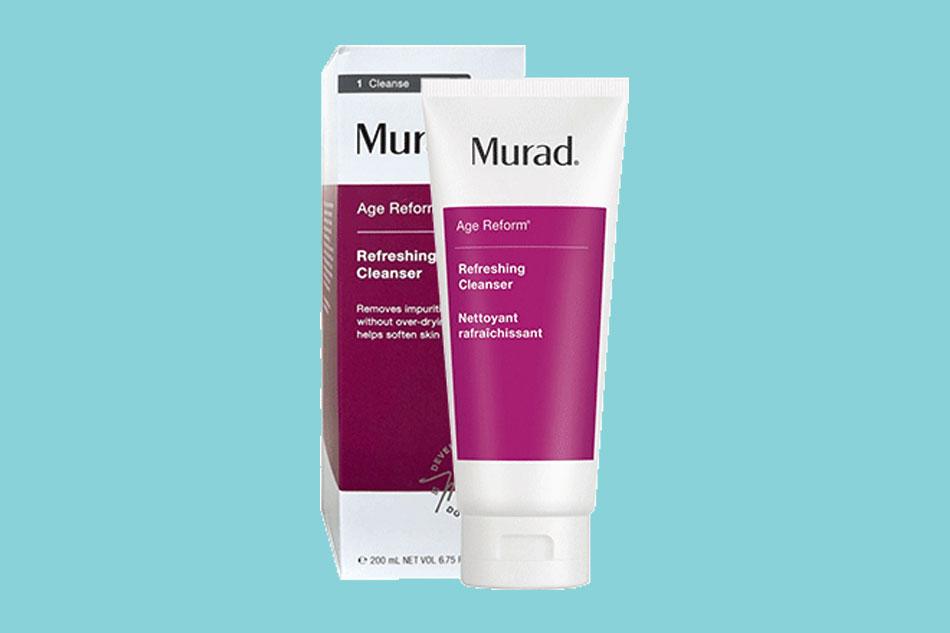 Sữa rửa mặt Murad Age Reform Refreshing Cleanser