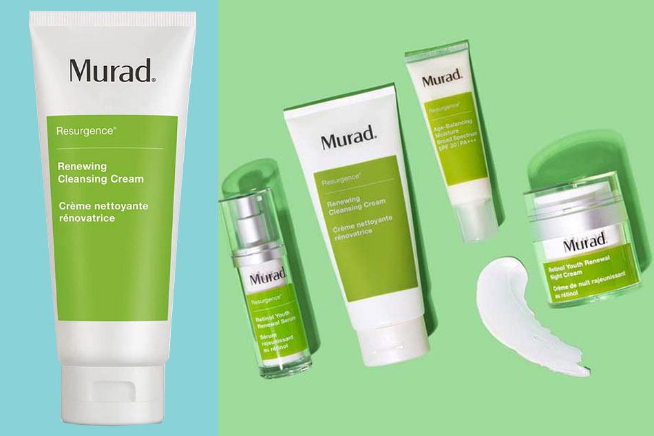 Sữa rửa mặt Murad Cleansing Cream