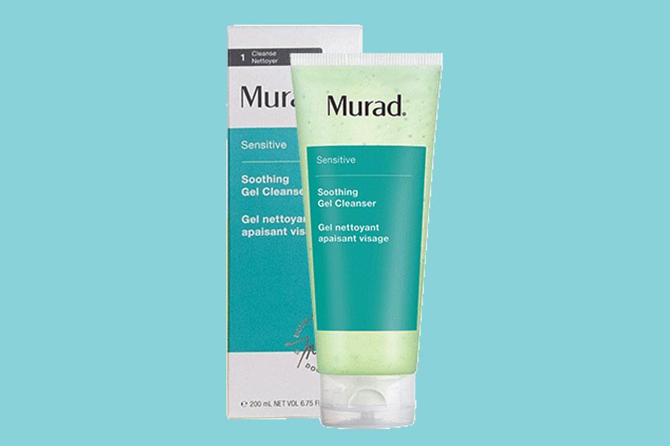 Sữa rửa mặt Murad Soothing Gel Cleanser