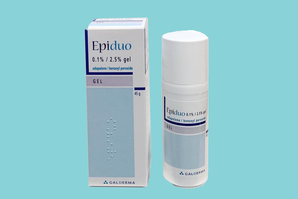 Tác dụng của Epiduo Cream