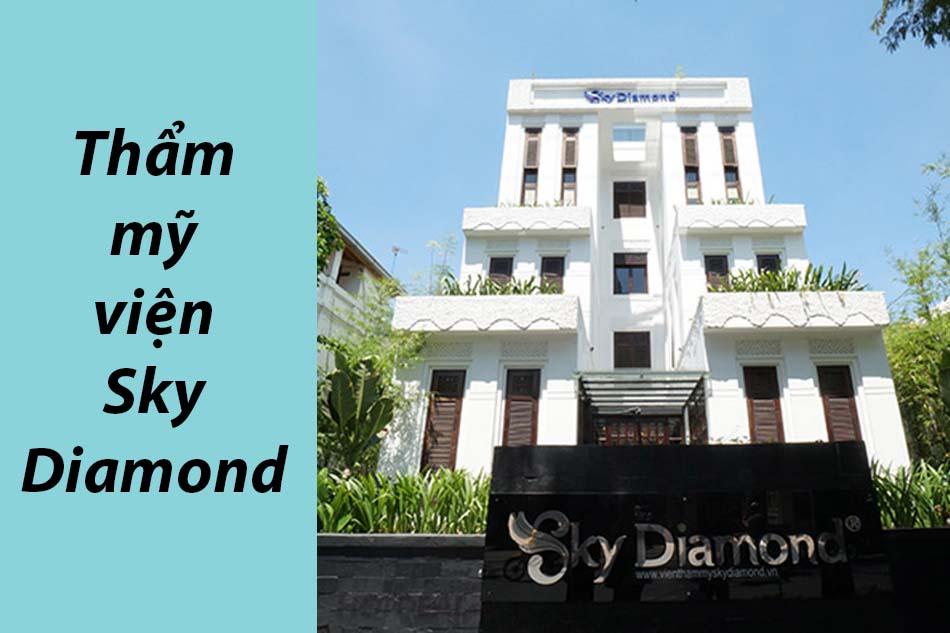 Thẩm mỹ viện Sky Diamond
