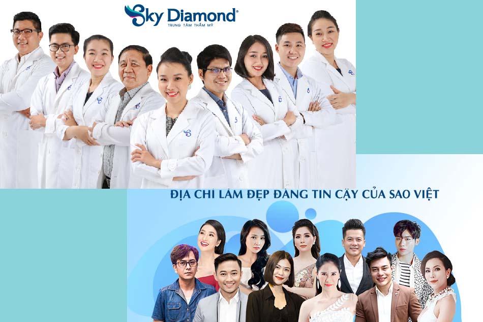 Thẩm mỹ viện Sky Diamond có tốt không?
