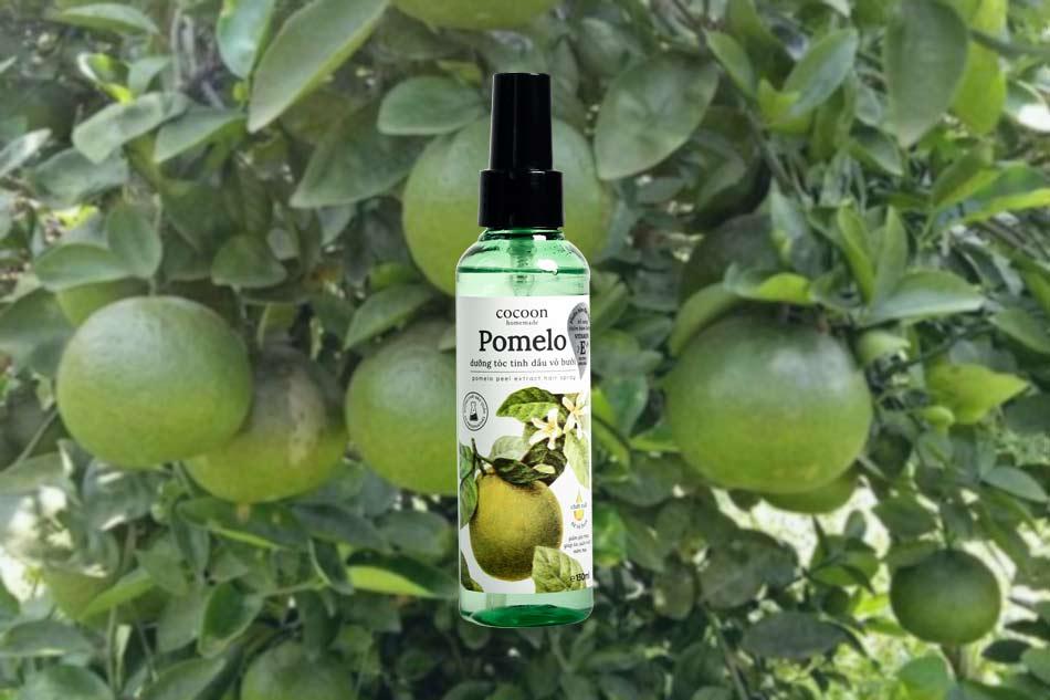 Tinh dầu bưởi dưỡng tóc Pomelo