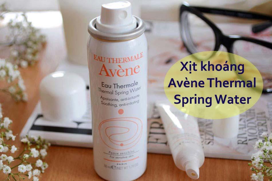 Xịt khoáng dành cho da khô Avène Thermal Spring Water