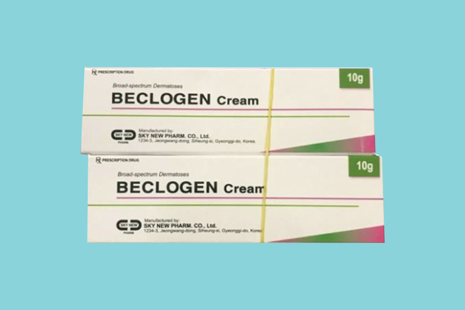 Cách dùng của Beclogen Cream