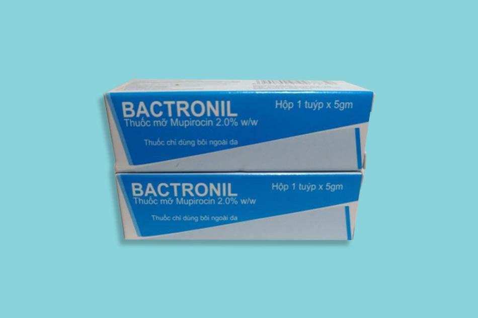Tác dụng của Bactronil