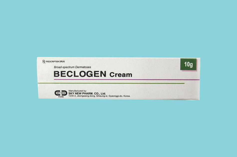Tác dụng phụ của thuốc Beclogen