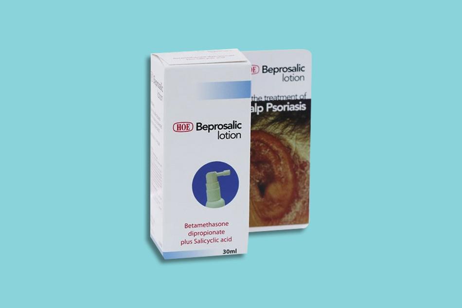 Tương tác thuốc Beprosalic Lotion