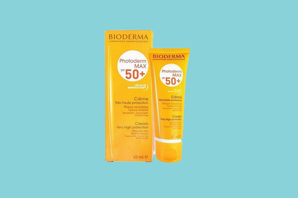 Review kem chống nắng Bioderma của người sử dụng