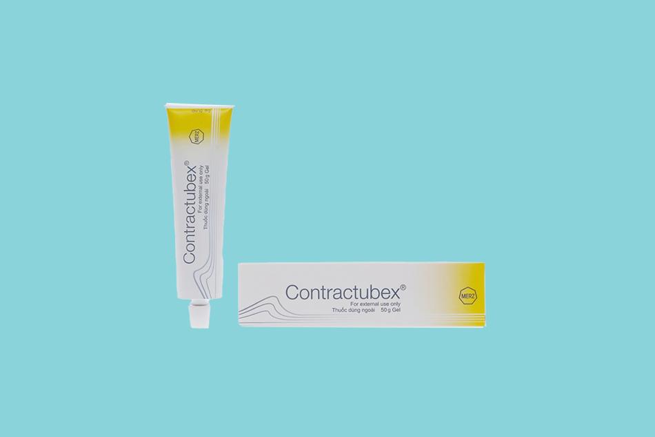 Hướng dẫn sử dụng kem trị sẹo Contractubex