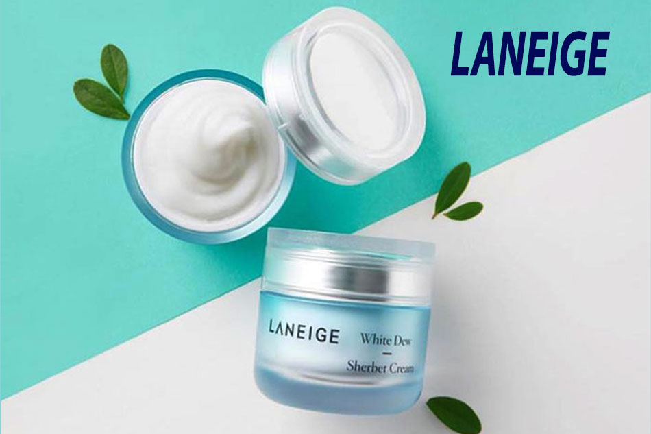 Kem dưỡng trắng dành cho da dầu Laneige White Dew Tone-up Cream