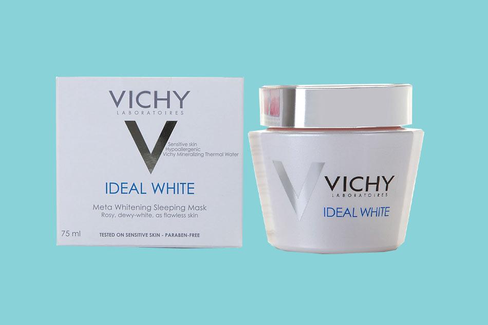 Kem dưỡng trắng da cho da dầu Vichy Ideal White