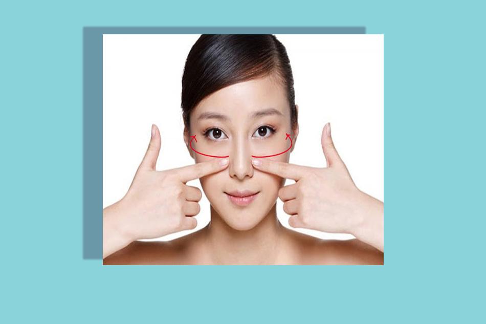 Massage da mặt thường xuyên