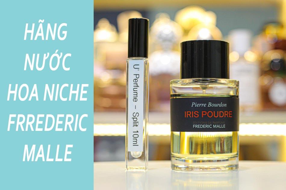 Hãng nước hoa Niche - Frederic Malle