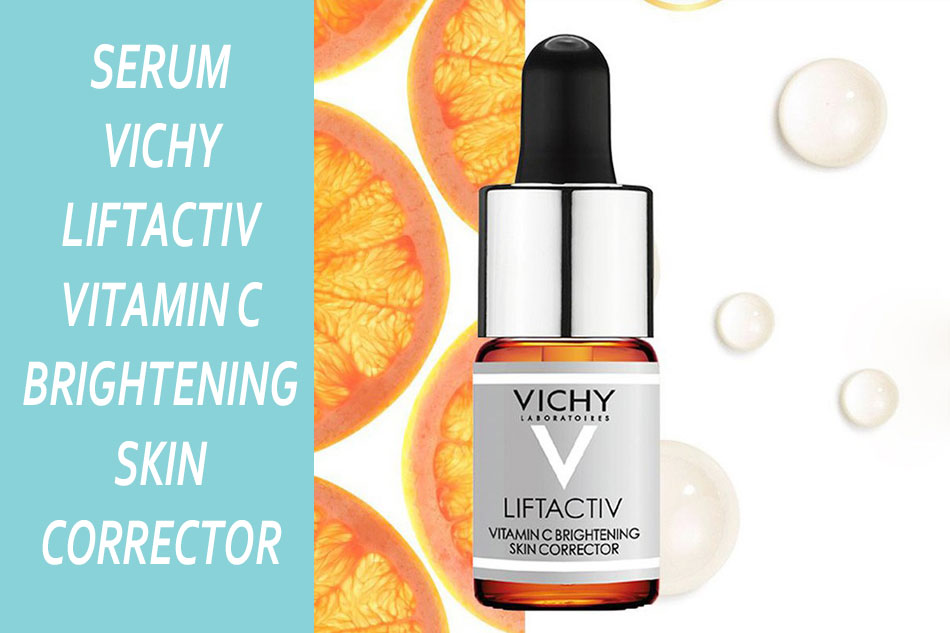 Serum Vichy Liftactiv Vitamin C Brightening Skin Corrector