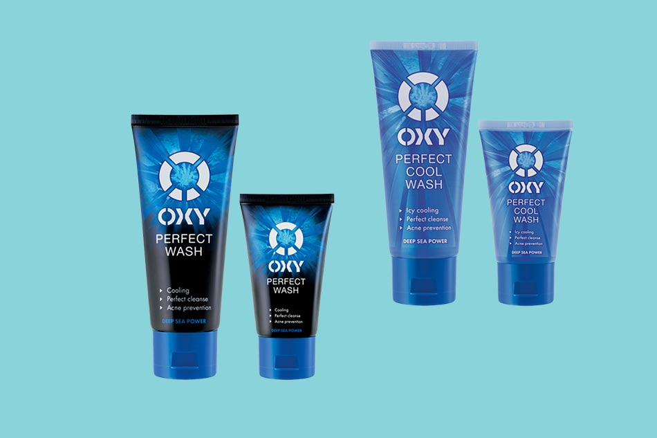Sữa rửa mặt OXY Perfect Wash và OXY Perfect Cool Wash