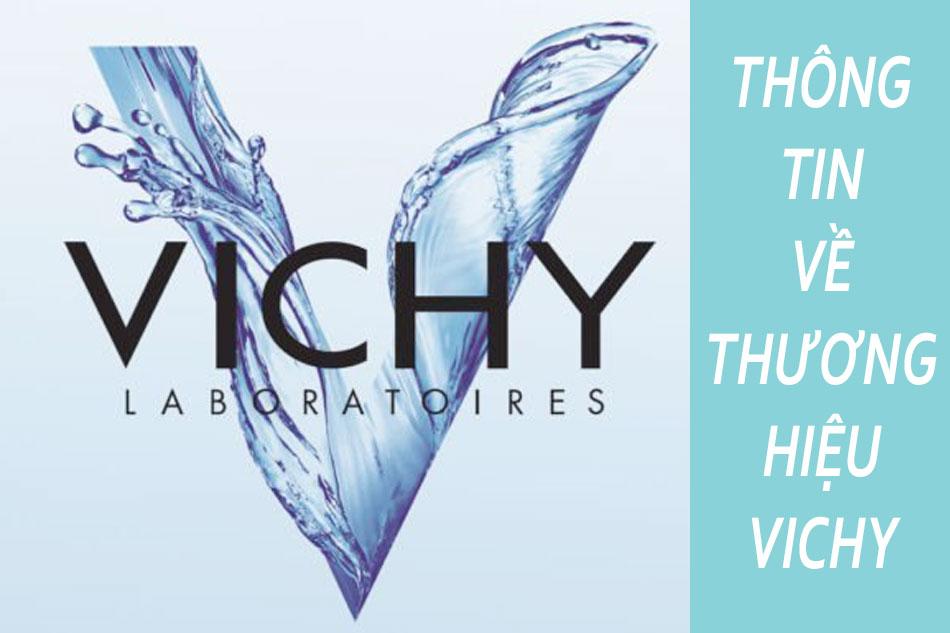 Thông tin về thương hiệu Vichy