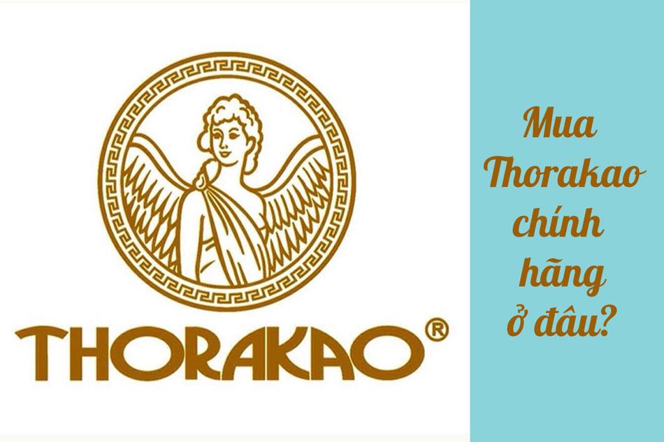 Mua sữa rửa mặt Thorakao chính hãng ở đâu?