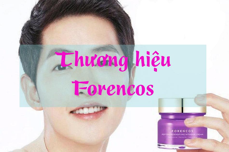 thương hiệu Forencos
