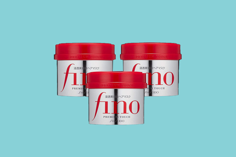 Công dụng kem ủ tóc Fino Shiseido
