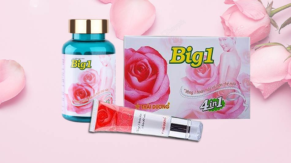 Tổng quan về bộ sản phẩm tăng kích thước vòng 1 Big1