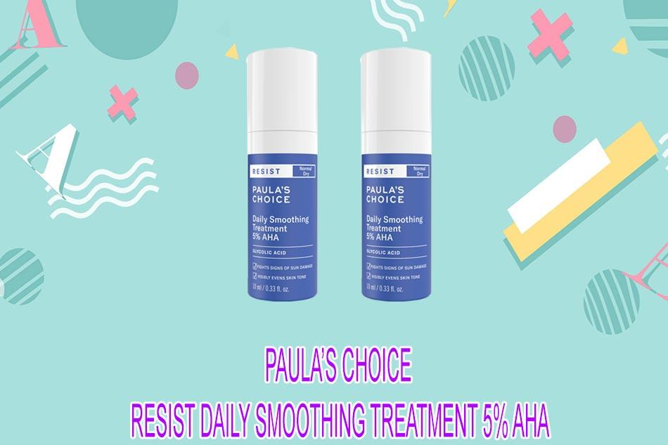 Paula's Choice Resist Daily Smoothing Treatment 5% AHA 50ml
