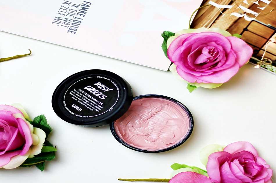 Rosy Cheeks Fresh Face Mask Lush