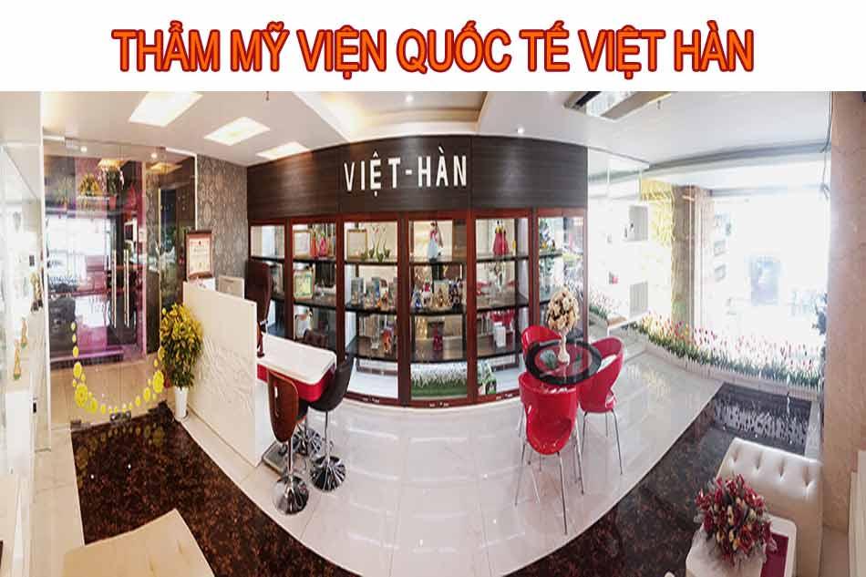 thẩm mỹ viện quốc tế Việt Hàn