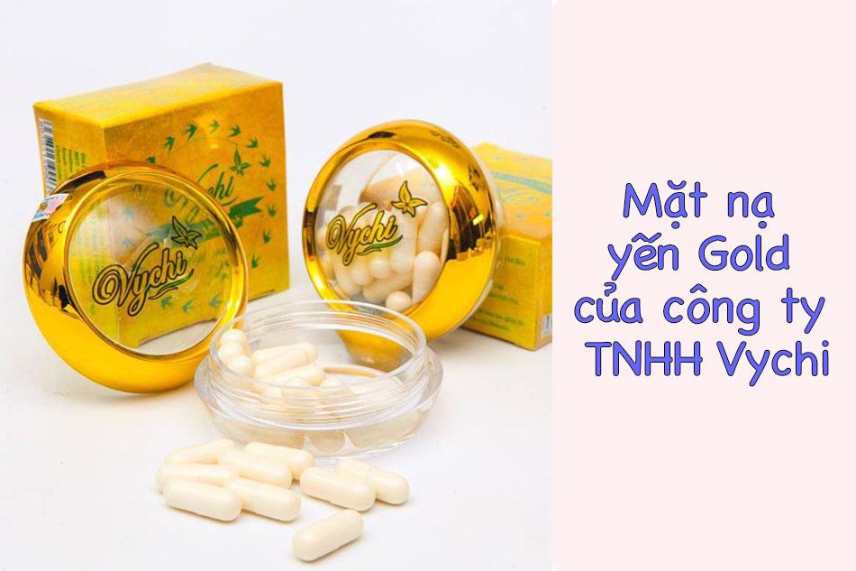 Mặt nạ yến Gold của công ty TNHH Vychi