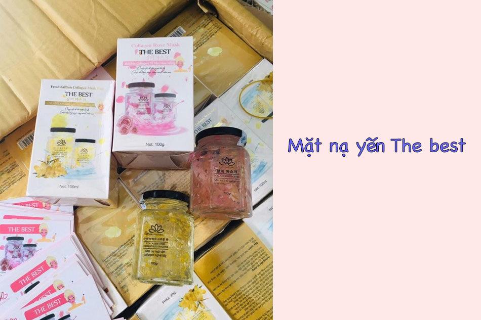 Mặt nạ yến The Best
